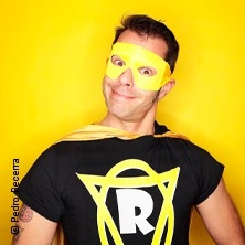 R-zieher sind Superhelden
