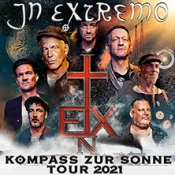 In Extremo - Kompass Zur Sonne Tour 2021 - Support: Paddy & The Rats