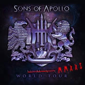 Sons Of Apollo - Mmxxi-tour