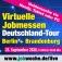 Virtuelle Job-, Aus- und Weiterbildungsmesse für Berlin + Brandenburg