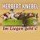 Herbert Knebel Solo - Im Liegen gehts