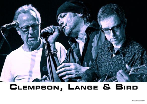 """Guitar Heroes Out In The Field"" Feat. Clem Clempson, Gert Lange & Bernie Bird"