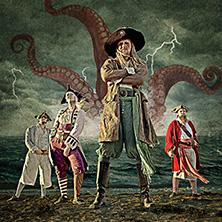 Mr. Hurley & Die Pulveraffen - Leviathan Tour 2021