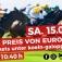58. Preis von Europa, Gr. 1 - Galopprennsport der Extraklasse im Weidenpescher Park