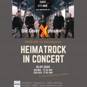 HeimatRock in concert
