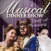 Musical Dinner Show - Best of Musicals
