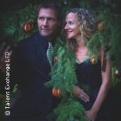 Patrik Fichte und Christina Fry: Es war einmal an Weihnachten...
