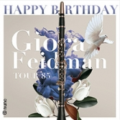 Happy Birthday, Giora Feidman - Tour 85