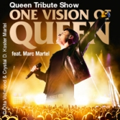 Queen Tribute Show - One Vision of Queen feat. Marc Martel