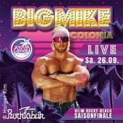 Big Mike Colonia - live am Rocky Beach