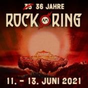 Caravan Parking Plakette B-zone - Rock Am Ring 2021