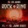Caravan Parking Plakette D-zone - Rock Am Ring 2021