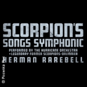 Scorpions Songs Symphonic - On Stage: Hurricane Orchestra Herman Rarebell