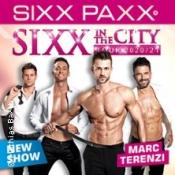 Sixx Paxx Feat. Marc Terenzi - Sixx In The City Tour 2020/21