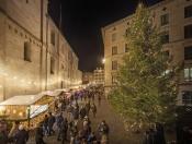 Weihnachtsmarkt Dörfli im Zürcher Niederdorf