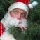 25 Weihnachtsmänner