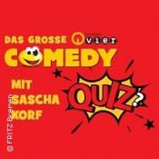 Das große bremen vier Comedy Quiz mit Sascha Korf