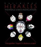 Herakles des Euripides - Theatrale Video Installation