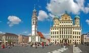 Städte, die Geschichte schrieben: Ulm und Augsburg