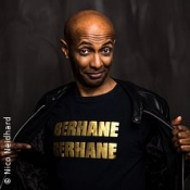 Promo-Show mit Berhane Berhane - Deutscher als Du