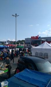 ULZBURGer real,- Flohmarkt