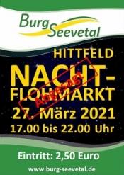 ABGESAGT! - Nachtflohmarkt - das Shopping Event im März