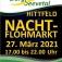 Nachtflohmarkt - das Shopping Event im März