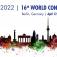 ICRS World Congress 2022 Berlin
