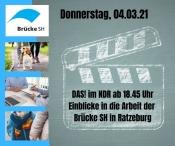 Brücke Sh Aus Ratzeburg Im Ndr-fernsehen:  04.märz Ab 18.45 Uhr Bei Das!