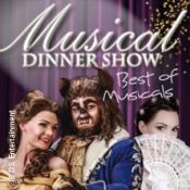 Musical Dinner Show - mit allen Sinnen