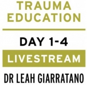 Practical trauma informed interventions with Dr Leah Giarratano on 22-23 and 29-30 September, Berlin