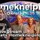 Homekneiping - wir bringen euch die Kneipe nach Hause per Livestream!