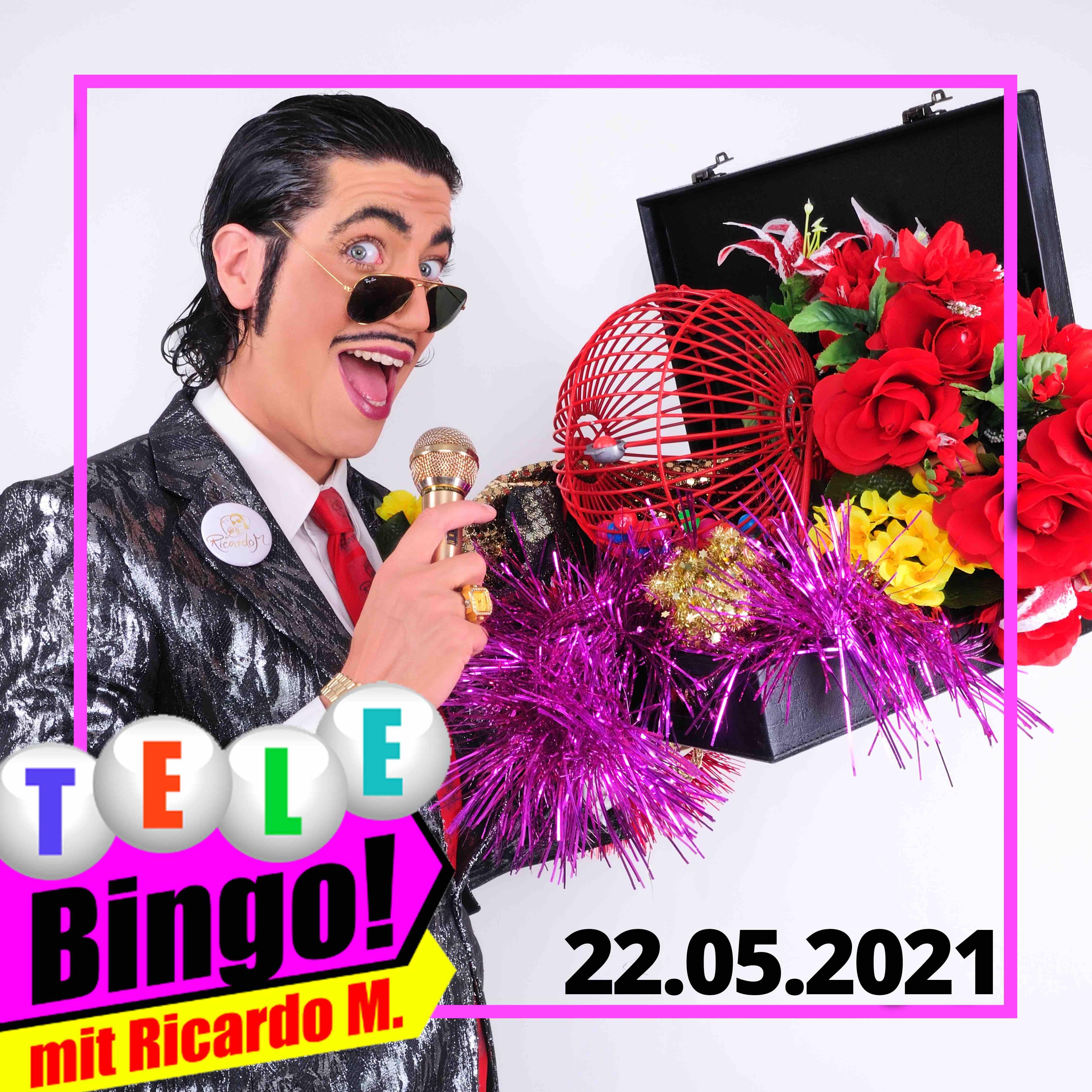 Premiere: Tele-Bingo! mit Ricardo M.