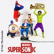 Monobo Son - Supersonic Tour 2021