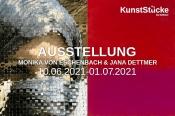 Ausstellungseröffnung Monika von Eschenbach   Jana Dettmer