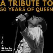 A Tribute to 50 Years of Queen