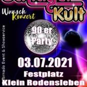 Schlagerkult meets 90er Party