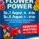 Bergedorfer Flower Power mit Sonntags-Shopping!