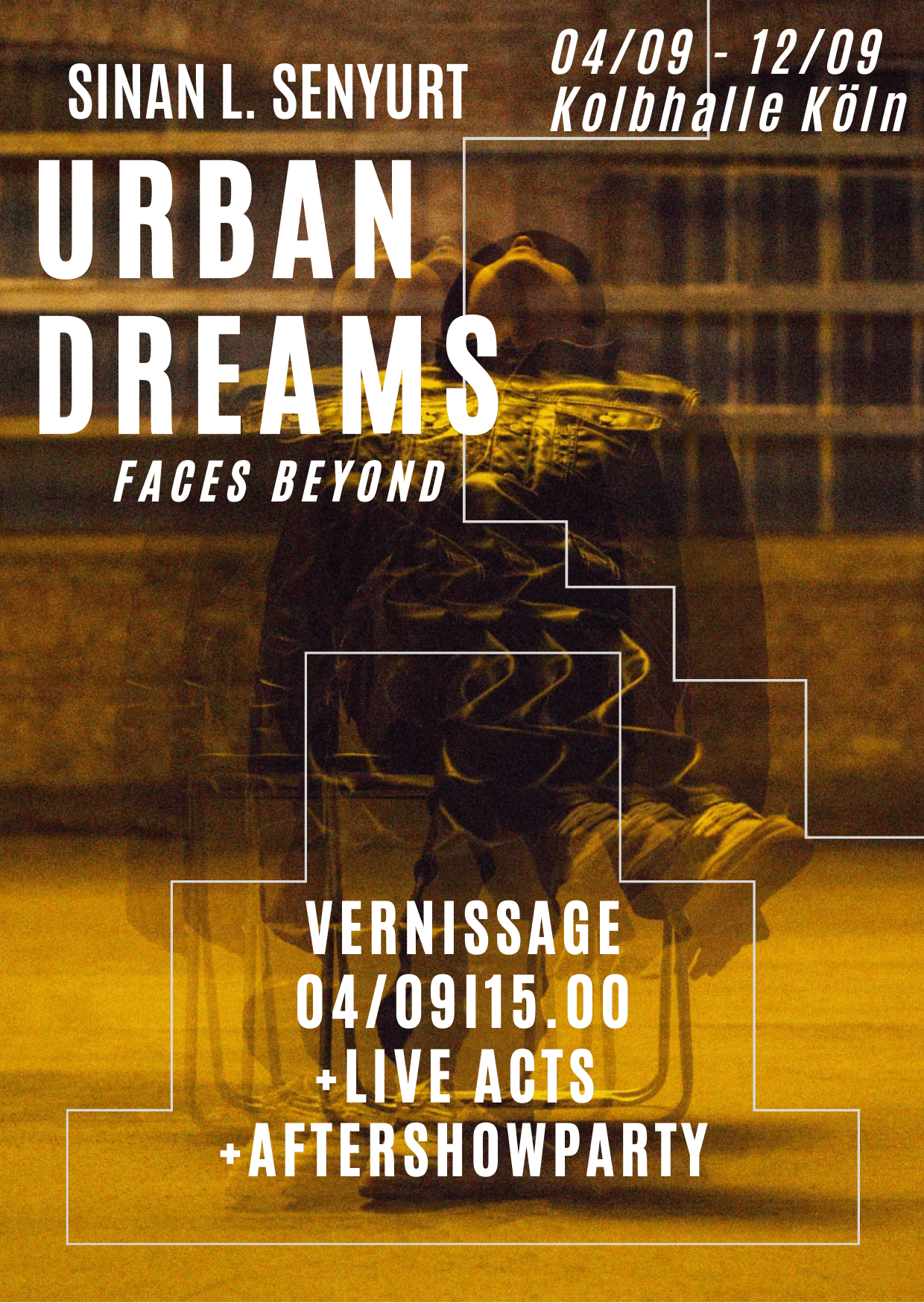 Urban Dreams - Faces Beyond