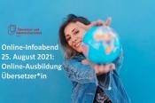 Einjährige Online-Ausbildung staatlich geprüfter Übersetzer (m/w/d) in fünf Sprachen