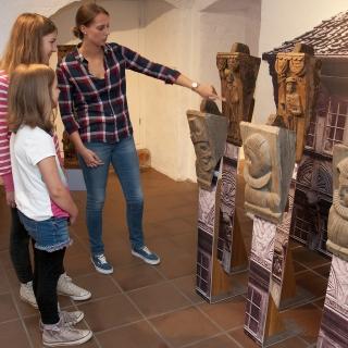 Experimentierclub für kleine Museumsbesucher*innen