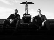 Kölner Rockband Gotama im Wohnzimmer
