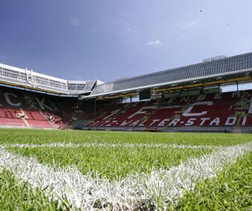 Fritz-Walter-Stadion Kaiserslautern