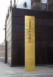 Goldene Stele / Eingang Domschatzkammer