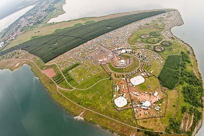 AGORA Park Halbinsel Pouch