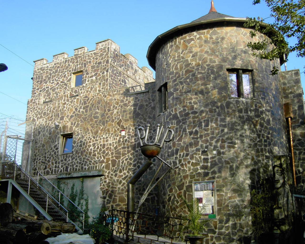 PULP - das Event-Schloss