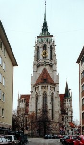 Kirche St. Paul Aachen