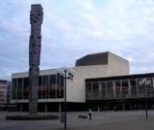 Konzertsaal im Pfalzbau