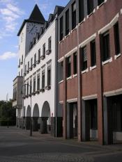 Porzer Rathaussaal im Bezirksrathaus