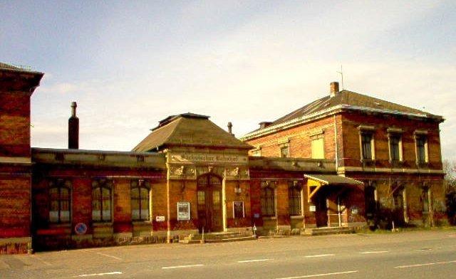 Sächsischer Bahnhof